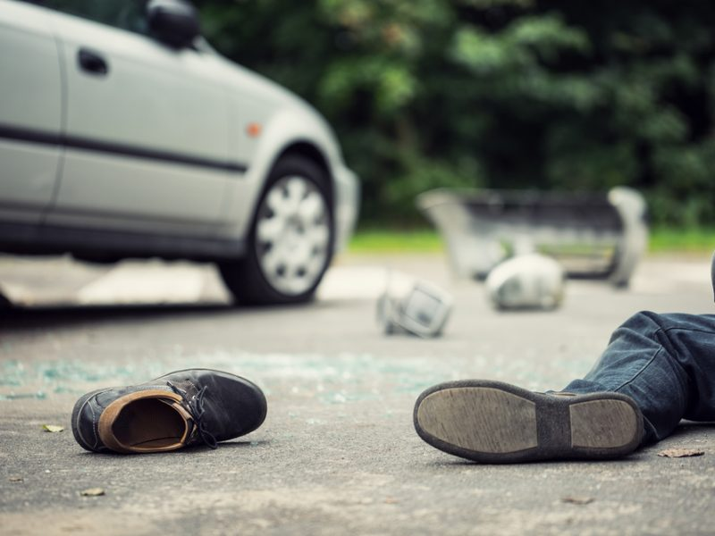 246 lives lost in motor vehicle accidents