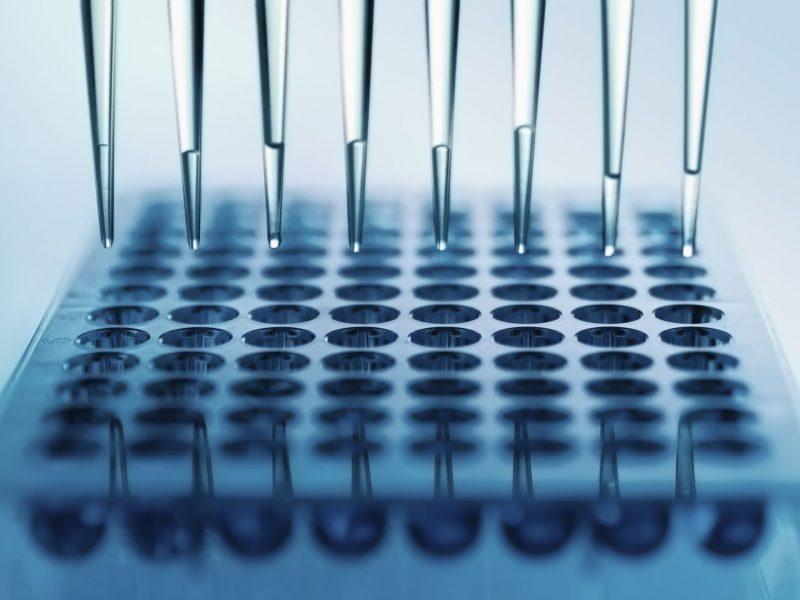 Screening rare genetic disorders with genetic testing