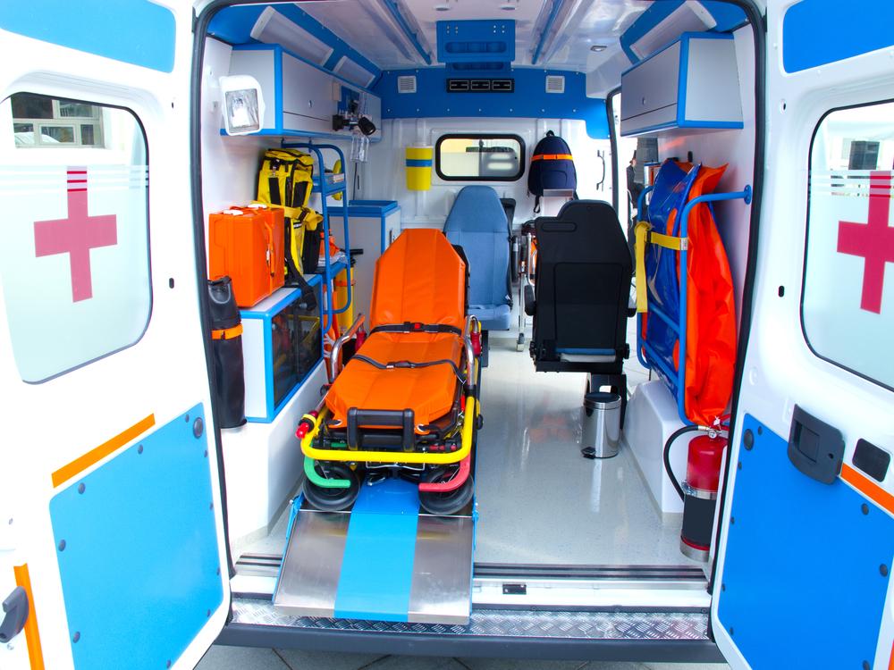 NSW Ambulance paramedics