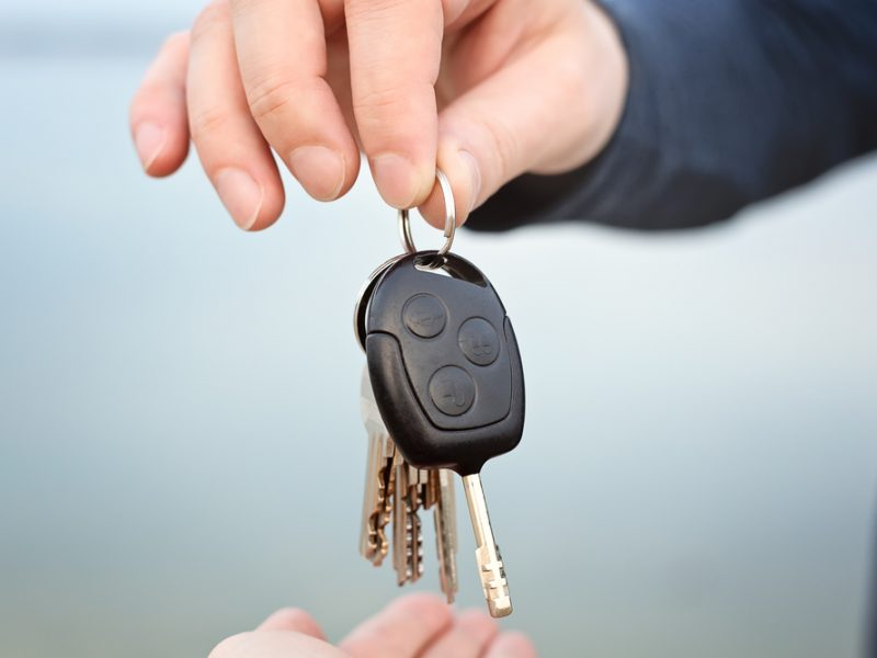 Loaning your car? Think carefully before you do.
