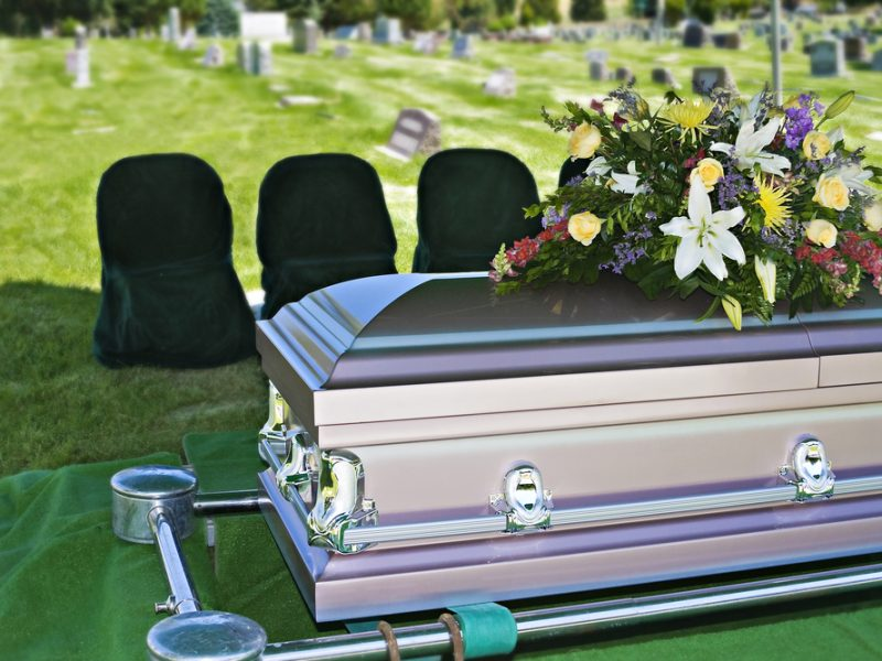 Right of burial: Who has the right to dispose of a dead body