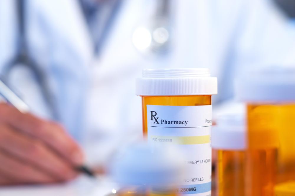Real time prescription monitoring
