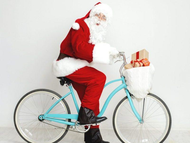 Bicycle for Christmas