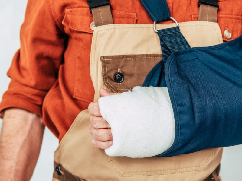 Returning to work after a work injury