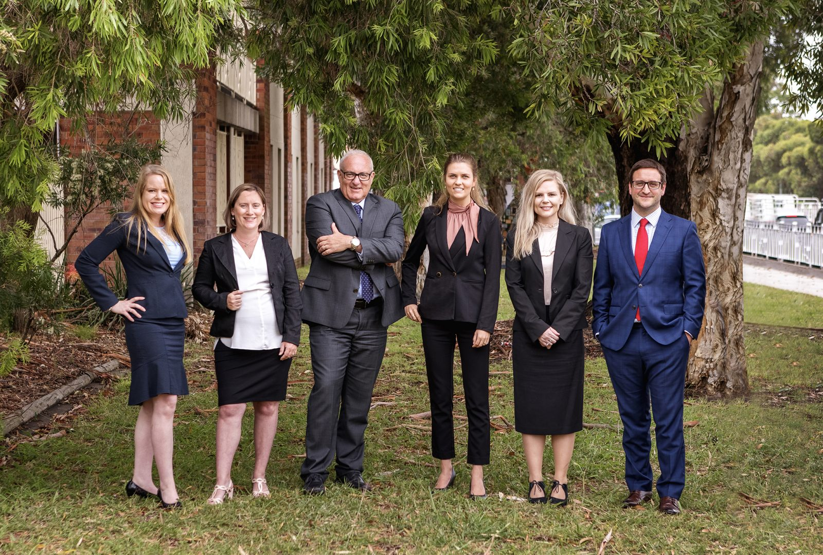 Our Team Of Solicitors At The Law Office Of Conrad Curry