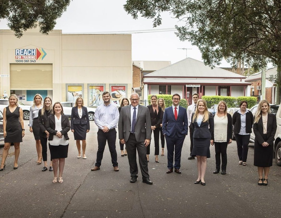 The Team At The Law Office Of Conrad Curry